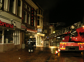 Brouwer negen maanden dicht geweest door brand
