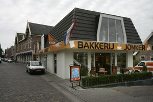 Verplaatsing winkel Bakkerij Jonker succesvol