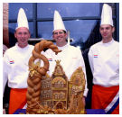Boulangerieteam op erepodium in Lille