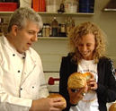 Olympos brood steunt strijd tegen kanker
