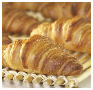 Zoutreductie in croissants