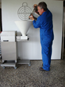 Oliebollen maken op arbeidsvriendelijke manier