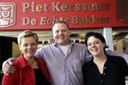 Echte Bakker Piet Kerssens: Ieder jaar tien procent meer omzet