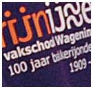 Vakschool Wageningen 100 jaar