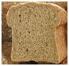Droger brood in de winter