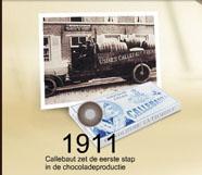 Callebaut viert 100 jaar op ludieke wijze