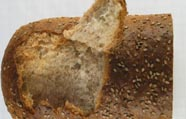 Verontreinigd brood