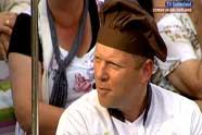 Bakker Paul Berntsen promoot bakkersvak op regionale tv