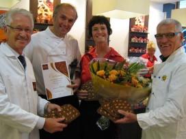 Banketbakker Rijkhoff 'Beste Brokkenmaker van Nederland