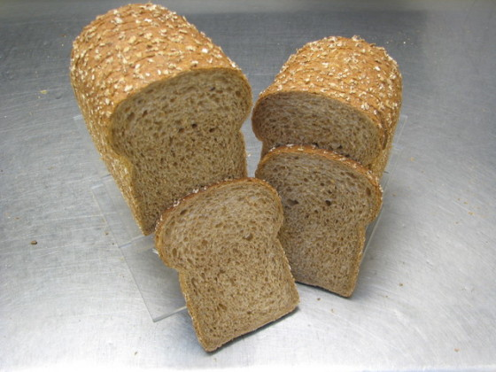 Brood bakker zouter dan brood supermarkt