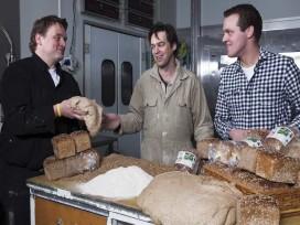 Bakkerij Van der Grijn introduceert Groene Hartbrood