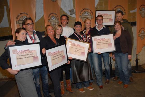 Genomineerden 'IJssalon van het jaar' bekend