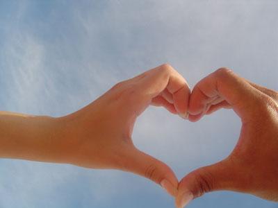 Bakkersechtpaar Dondergoor in 'All you need is love