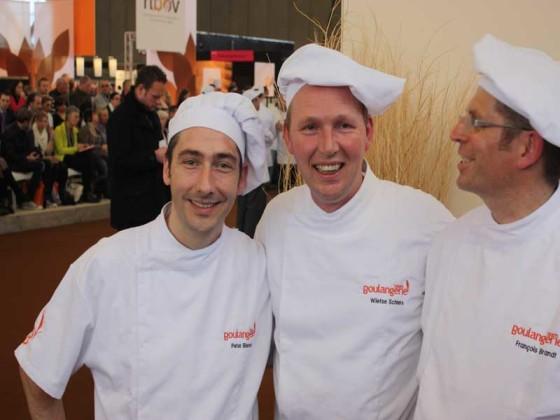 Boulangerie Team op overwinningskoers