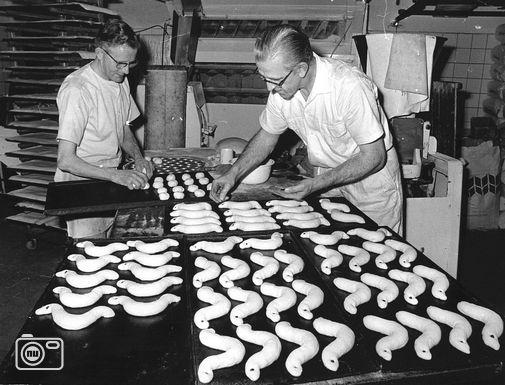 Oude Baarnse bakkerijen tot leven