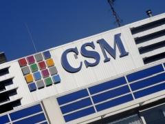 Volume en winst CSM omlaag