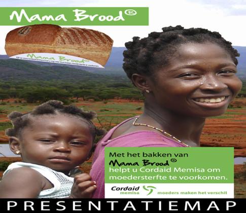 Mama Brood voor Cordaid Memisa