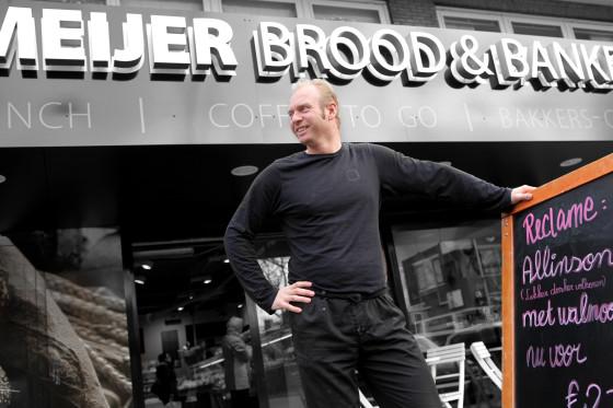 Bakkerij Meijer 100 jaar in Heemskerk