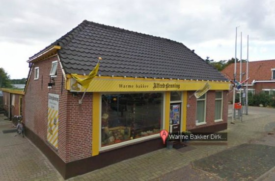 Warme Bakker Dirk Sanders failliet