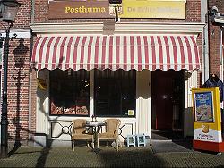 Nieuwe winkel bakker Posthuma