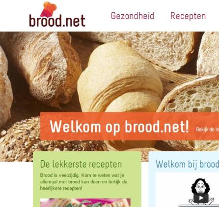 Broodoffensief start met Brood.net