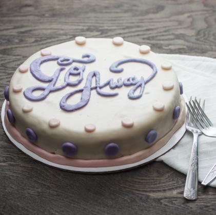 Taarten The Bold Bakery 'niet voor oma's verjaardag