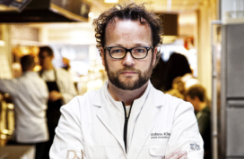 Edwin Klaassen doet wereldrecordpoging desembrood bakken
