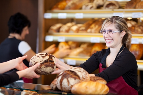 Mystery shoppers beoordelen bakkerswinkels met 7,6