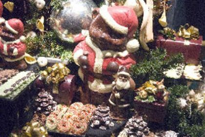 De mooiste decemberwinkel