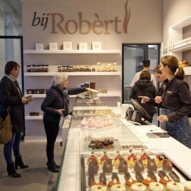 Fotoreportage: Van Beckhoven opent Bij Robèrt