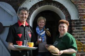 Bakkerijmuseum werkt vijf jaar samen met streekrestaurant en natuurtuin