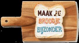 Tijdelijk boterhammenrestaurant van De Ruijter in Amsterdam