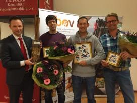 Bakkerij de Boer maakt Beste Fryske Oranjekoeke 2015
