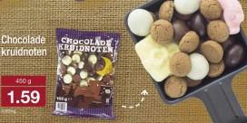 Consumentenbond: chocoladekruidnoten Aldi 'Beste uit de test' en 'Beste koop'