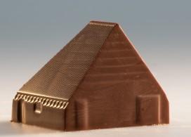 De Texelse Chocolaterie steunt herstel schuren met Bonboetjes