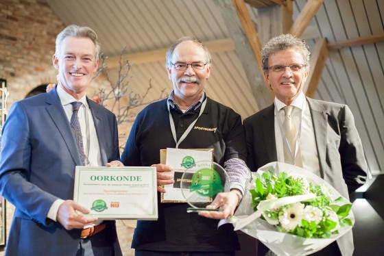 Sportsgrain Bar wint Jaarprijs Goede Voeding 2015