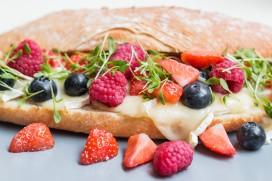 Bosbrietje lekkerste lunchroombroodje van Nederland