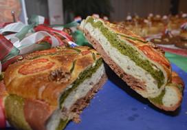 Driekleurenbrood van Luuk Bouwman