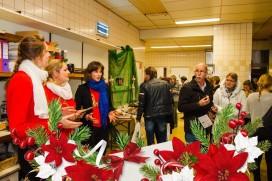 Echte Bakker Pots positief verrast door opkomst kerstproeverij