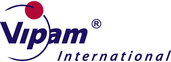 Logo vipam international