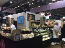 Eat-in Bakery nieuw plein op bakkersbeurs Europain