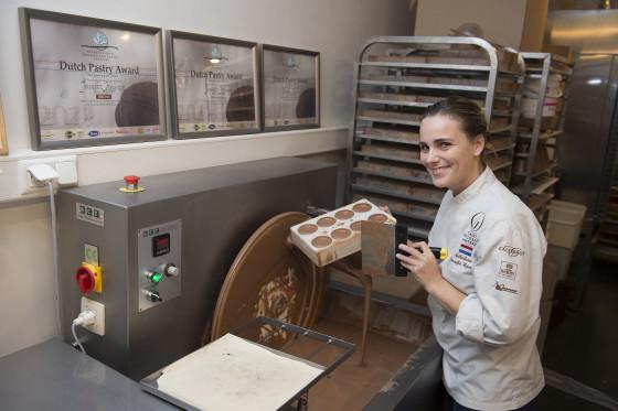 Smores Chocolade & Patisserie kiest voor werkgemak en kwaliteit
