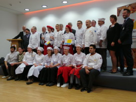 Duitsland grote winnaar jeugd EK Boulangerie 2016