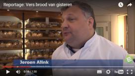 Bakker Alink opent speciale winkel voor 'vers brood van gisteren'