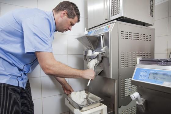 'Koop ijsmachines die bij je bedrijf passen'