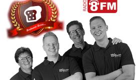 Radio 8FM roept Van Doorn uit tot Brabants Beste Bakker