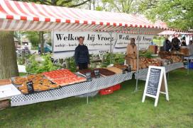 Vroeg in Bunnik houdt traditionele Boerenmarkt