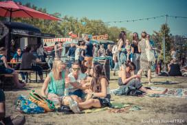 Foodtruck festivalseizoen zonnig gestart