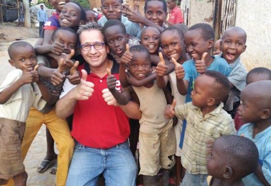 Christiaan van de Vegt in Burundi – Brood voor Weeskinderen (update 4)