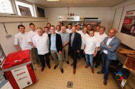 BoulangerieTeam neemt proefbakkerij bij Spronk in gebruik
